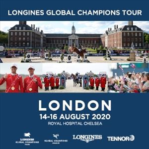 Longines Global Champions Tour Of London 2020