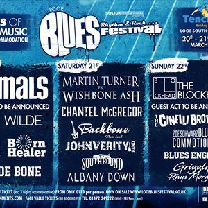 Looe Blues, Rhythm & Rock Festival