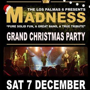 Los Palmas 6 Grand Christmas Party 2019