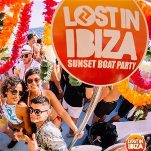 Lost In Ibiza + DC10 + Amnesia + Ibiza Rocks