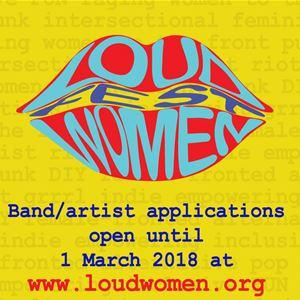 Loud Women Fest 2018