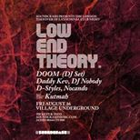 Low End Theory - London