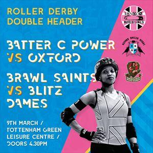 LRG vs Oxford and Birmingham Blitz Dames