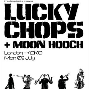 LUCKY CHOPS + MOON HOOCH