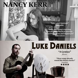 Luke Daniels And Nany Kerr