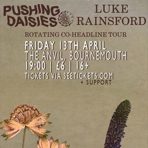 Luke Rainsford | Pushing Daisies in Bournemouth