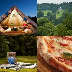 Luxury Glamping At Weston Park