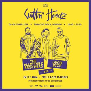 LWE Presents Cuttin' Headz