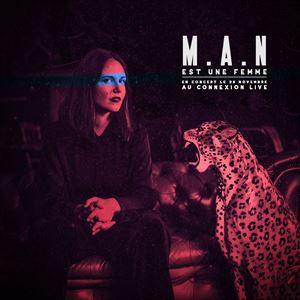 M.A.N est une femme