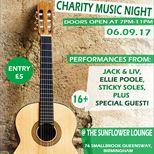 Macmillan Charity Music Event