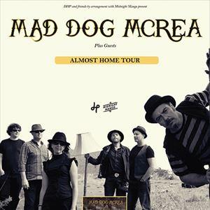 Mad Dog Mcrea + Support