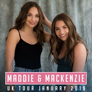 Maddie & Mackenzie - Ages 11 and under