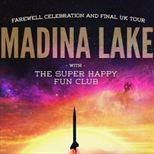 Madina Lake - Farewell Celebration Tour