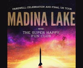 Madina Lake Farewell Tour