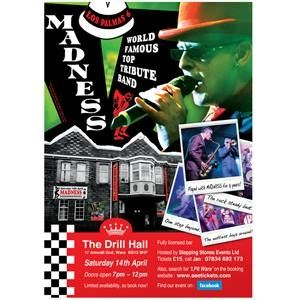 Madness Tribute Band Gig LP6