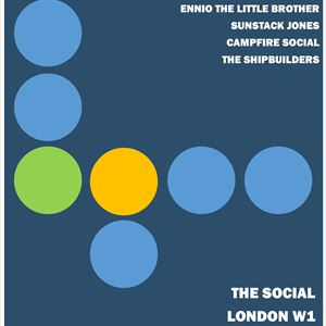 Mai 68 Records Showcase  - The SOCIAL London