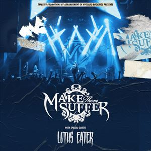 Make Them Suffer Bank Holiday All-Dayer