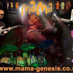 Mama presents: An Evening of Genesis Music