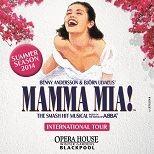 Mamma Mia! Opera House Blackpool