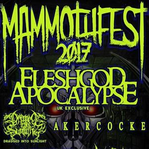 MAMMOTHFEST 2017 EXTREME METAL STAGE - DAY TICKET
