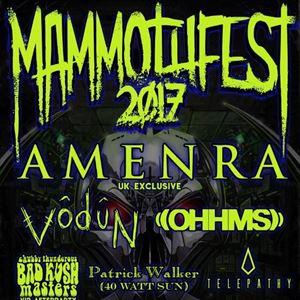 MAMMOTHFEST 2017 STONER DOOM EVENT - DAY TICKET
