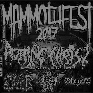 MAMMOTHFEST BLACK METAL EVENT