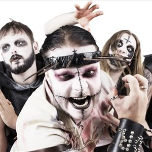 Mammothfest Xmas Party - Evil Scarecrow