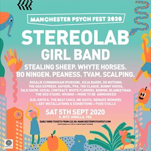 Manchester Psych Fest 2020