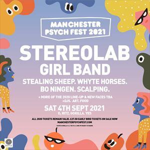 Manchester Psych Fest 2021