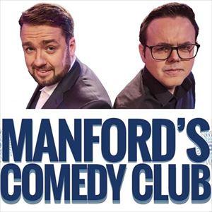 Manfords Comedy Club - September 2019