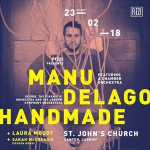 Manu Delago & Chamber Orchestra