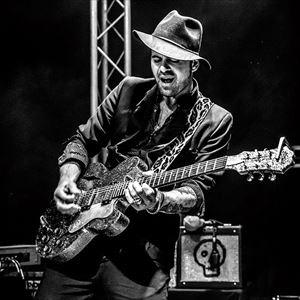 Manu Lanvin & The Devil Blues + Fat Jeff