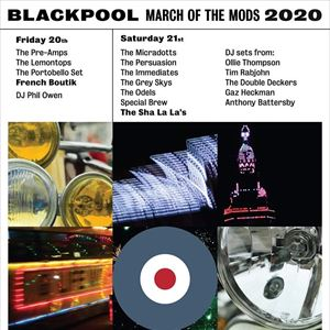 March of the Mods 2020 Weekend