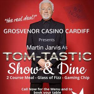 Martin Jarvis Is Tom-Tastic