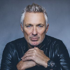 Martin kemp back to the 80's