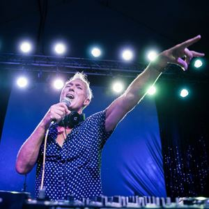 Martin Kemp - Back To The 80s party!