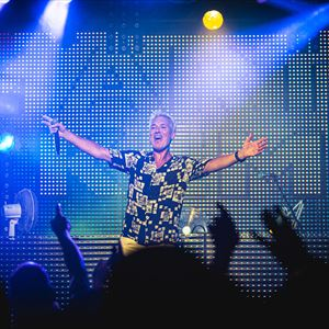 Martin Kemp's Back To The 80s Party