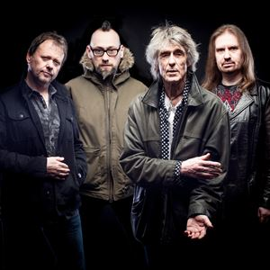 MARTIN TURNER EX-WISHBONE ASH 'THERES THE RUB'