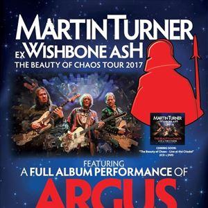 Martin Turner Ex Wishbone Ash Worthing Pier