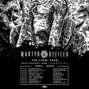Martyr Defiled The Final Tour - Manchester