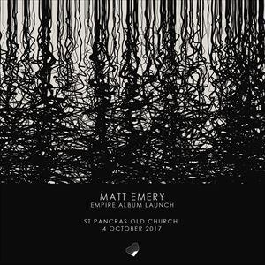 Matt Emery Album Launch