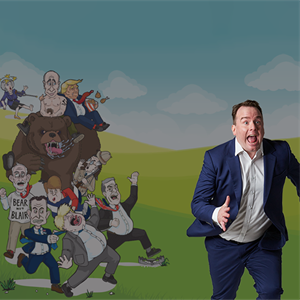 Matt Forde: Brexit, Pursued By A Bear