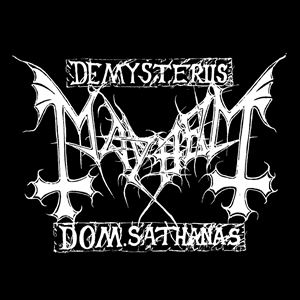 MAYHEM performing 'De Mysteriis Dom Sathanas'