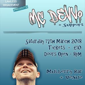Mc Devvo and support