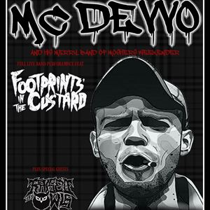 MC Devvo w/ Live Band + Supports - Leeds