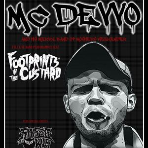 Mc Devvo w/ Live Band + supports - Manchester