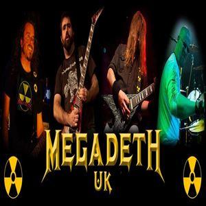Megadeth UK Live In Wakefield