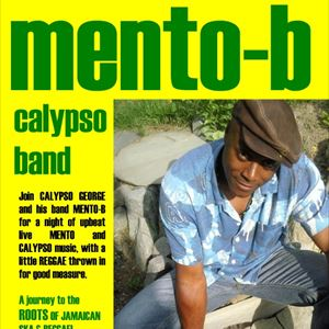 Mento-B - Calypso Band