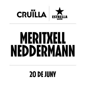 Meritxell Neddermann (Cruïlla Primavera 2020)