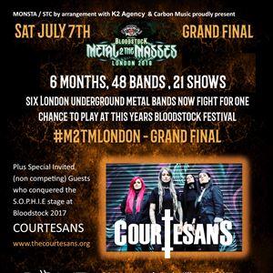 Metal 2 The Masses - Grand Final